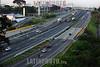 BRASIL 2012-03-09 VISTA DA VIA DUTRA NO KM 150 EM SAO JOSE DOS CAMPOS - SP BRASIL .A NOVA DUTRA CCR REGUISTROU CRESCIMENTO DE 45 ,6% NO LUCRO LIQUIDO EM 2011. / Brasilien : Vias Dutra. © Lucas Lacaz Ruiz/LATINPHOTO.org