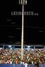 Nicaragua - Rivas (25 .03.2011) Campeonato de Beisbol Superior German Pomares. Rivas vs Boer, Juego suspendido por falta de fluido electrico. / Nikaragua , Baseball. Schlagball. © Oscar Navarette/LATINPHOTO.org