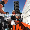 New colours - Team Leopard-Trek sign on for their first-ever race...