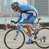 Tanel Kangert was the most colourful cyclist today - the Estonian champion took 18th place...