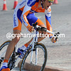 Maarten Wynants rode into 8th place for Rabobank...