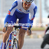 A lean-looking Tom Boonen took 7th place in a race he'll be hoping to win overall...