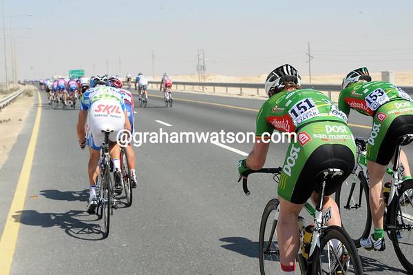 02.07 - Tour of Qatar: Stage 1