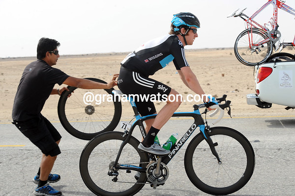 02.08 - Tour of Qatar: Stage 2