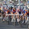 Rabobank leads the way on the last lap - for Theo Bos, or Greame Brown..?