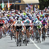 The sprint is on into Angaston...