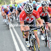 Lance Armstrong starts to splits the peloton when he applies his power - but it might not be enough..!