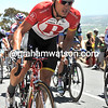 Robbie Hunter is not far from the front either - he is trying to join teamate Armstrong at the head of the peloton...