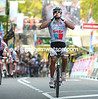 Philippe Gilbert wins the 2011 Amstel Gold Race after catching Schleck in the last 500-metres..!