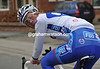 How about Yoann Offredo, 4th the day before in the Omloop - can the Frenchman pull a surprise off today..?