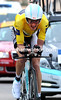 Frank Schleck took 13th place at 24-seconds today to retain his overall lead...