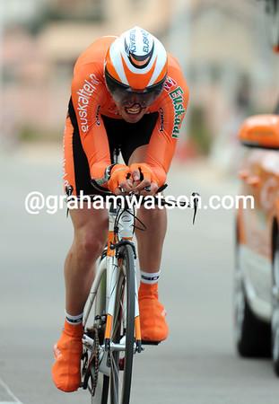 Criterium International: Stage 3 Porto Vecchio > Porto Vecchio 7.7kms (ITT)