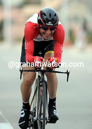 Tiago Machado took 9th place at 20-seconds...