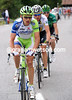 Paterski launches an attack at the start of the last time - Tony Martin is with him too..!