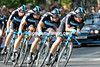 Team Sky looked fast and precise, but they ended in just 9th place at 37-seconds...