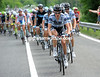 Saxo Bank isn't letting the escape get too far in front - a big day is in store for its leader, Alberto Contador...