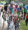 Nibali is dropped along with all of Contadors rivals - Kreuziger, Rodriguez, Arroyo, Scarponi...