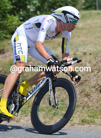 """Patrick Gretsch finished 8th in Milan, 1' 08"""" behind..."""