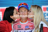 Peter Weening gets more kisses in Tropea, but he has a big day ahead of him in Sicily tomorrow...