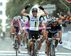 Matthew Goss wins the 2011 Milan San Remo ahead of Cancellara and Gilbert..!
