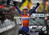 Sebastian Langeveld has won the 2011 Omloop Het Nieuwsblad..!
