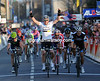 Matthew Goss wins stage three ahead of Heinrich Haussler and Denis Galimzyanov...