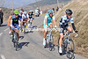 Chris Anker Sorensen has joined this move - but it all falls apart after a few kilometres...
