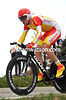 """Luis Leon Sanchez won't be winning this year's Paris-Nice - he placed 14th at 1' 40"""", and is now 11th overall..."""