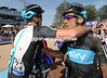 Hayman and Flecha acknowledge Team Sky's attempt to win this great race...