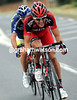 Greg Van Avermaet relays Mercado in the last 5-kilometres....