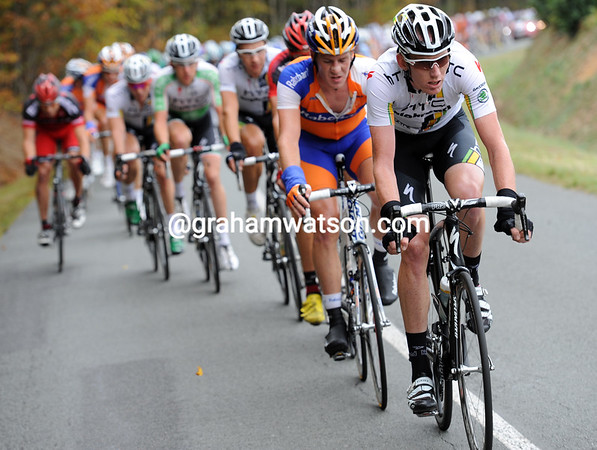 Zac Dempster looks like Lars Bak leading HTC, bit it is not Lars Bak..!