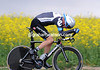 """David Millar was way off the pace in 18th, 1' 06"""" down..."""