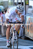 Thor Hushovd looks desperate as he takes 3rd-place - he also promised to win today..!