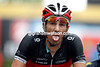 Fabian Cancellara's face reflects the toughness of the first eleven days - and the mountains are still to come..!