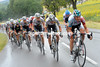 Sebastian Lang does his share of the chasing for Omega Pharma-Lotto...