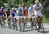 Thor Hushovd has established a big escape after 60-kilometres of racing - the stage is in their grasp as no-one is chasing...