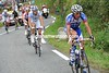 The escape starts the Col d'Aubisque with a seven-minute lead - then Pineau attacks...