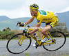 Thomas Voeckler looks relaxed under the pressure he's about to face...