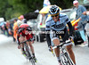 Contador attacks again and again - only Cadel Evans and Sammy Sanchez can stay with him..!