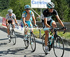 "Schleck has just Iglinsky and Roche for company as the Lautaret ends and the Galibier starts - and they are 4'30"" up..!"