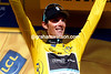 Andy Schleck becomes the new race-leader, with a 53 and 57-second advantage over brother Frank and Cadel Evans...