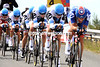 Garmin-Cervelo won the TTT at an average speed of over 55-kilometres-per-hour - and David Zabriskie was their main man..!