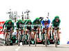 With Christophe Kern at the helm, Europcar took 12th place, 50-seconds down...
