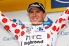 Tejay Van Garderen is the new climber's leader - what a future awaits this young American..!
