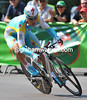 Alexandre Vinokourov took 9th place at four-seconds...