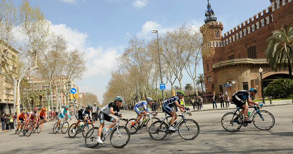 The 2011 Tour of Catalonia enters its final destination in Barcelona...