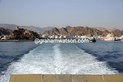 Bye, bye Muscat - we're off to Sur, 300-kilometres down the Omani coastline...