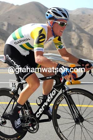 "Australian champion Cameron Meyer took 20th at 1' 27""..."