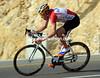 Robert Gesink won the time trial today, and increased his lead overall...
