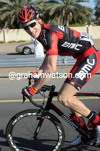 Phinney seems to be enjoying his new role too much - he should have raced in Qatar!